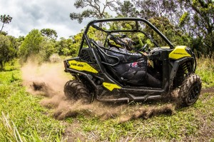 UTV Can-Am Maverick Trail DPS 2018